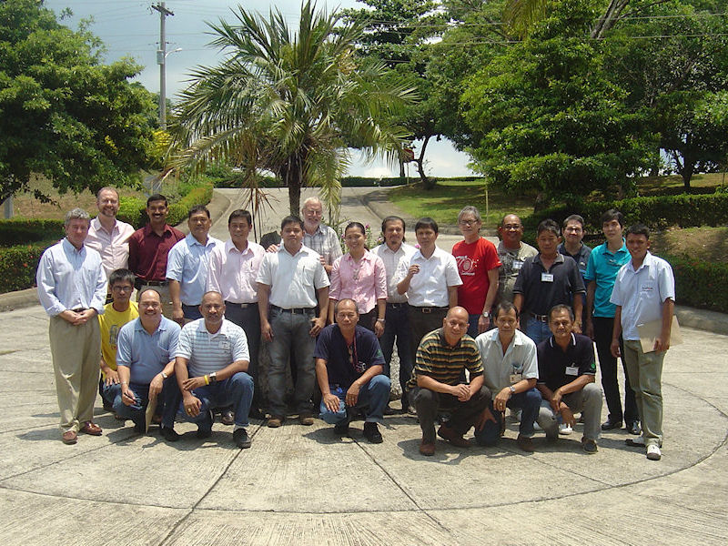 Management Group in Limay, Bataan, The Philippines